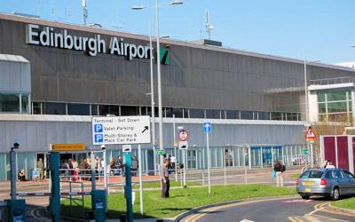 Car Service From Glasgow Airport To Edinburgh