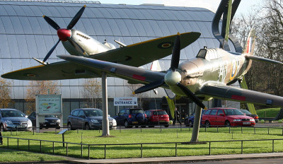 South Yorkshire Aircraft Museum >> RAF Hendon Museum - postcode maps - UK Aviation Museums.