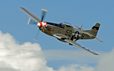 Photo Competition - P-51D Mustang