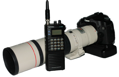 Photography & Airband Scanners for Air Shows