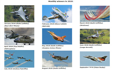 Aviation Competitions 2019