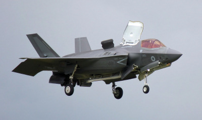 Royal Air Force F-35B Lightning II at RIAT 2016