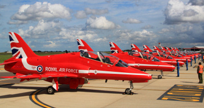 Red Arrows - John Bilcliffe.