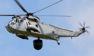 Sea King ASaC.7.