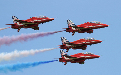 AAC & RAF Display Teams 2020