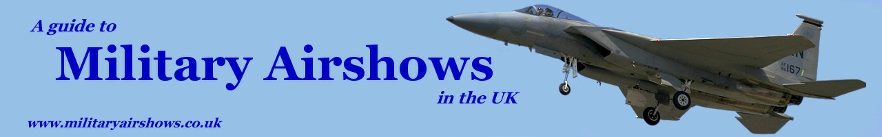 UK Air Shows 2021
