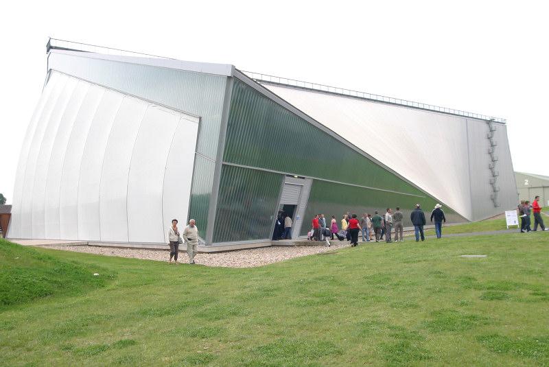 RAF Cosford Museum.