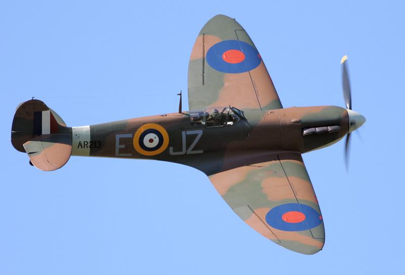 Spitfire Mk.Ia AR213.