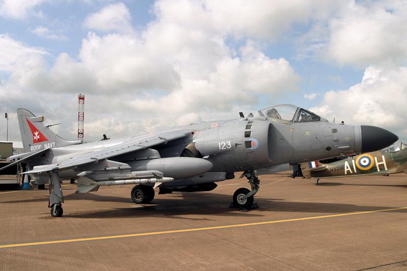 Sea Harrier.