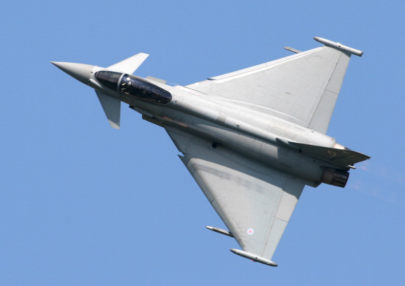 Eastbourne Air Show >> RAF Typhoon Display Schedule 2017 - Dates & Venues - Military Airshows News & Press Releases.