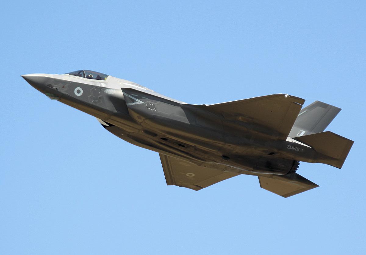 UK F-35B Lightning