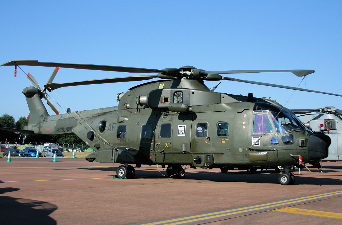 Merlin HC4/4A helicopter