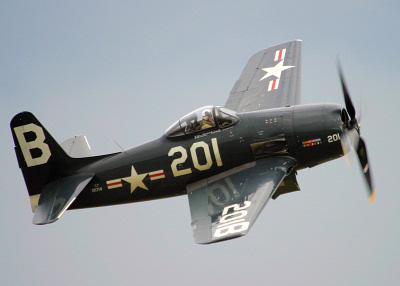 Flying Legends Airshow.