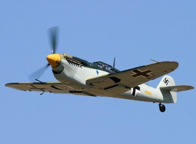 Me-109 Buchon