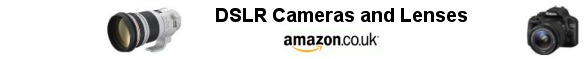 Buy DSLR Cameras & Lenses at Amazon.