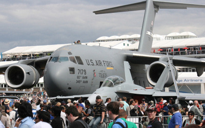 Farnborough Airshow 2020 - John Bilcliffe