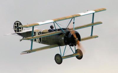 Great War Display Team.