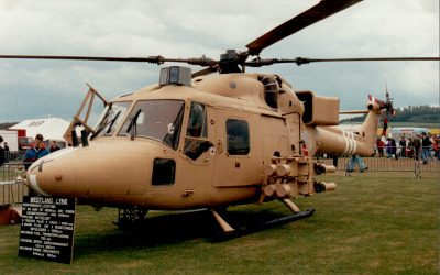 Middle Wallop International Airshow 1992.