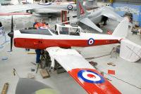 Chipmunk WB624 at Newark Air Museum - Photo by Howard Heeley