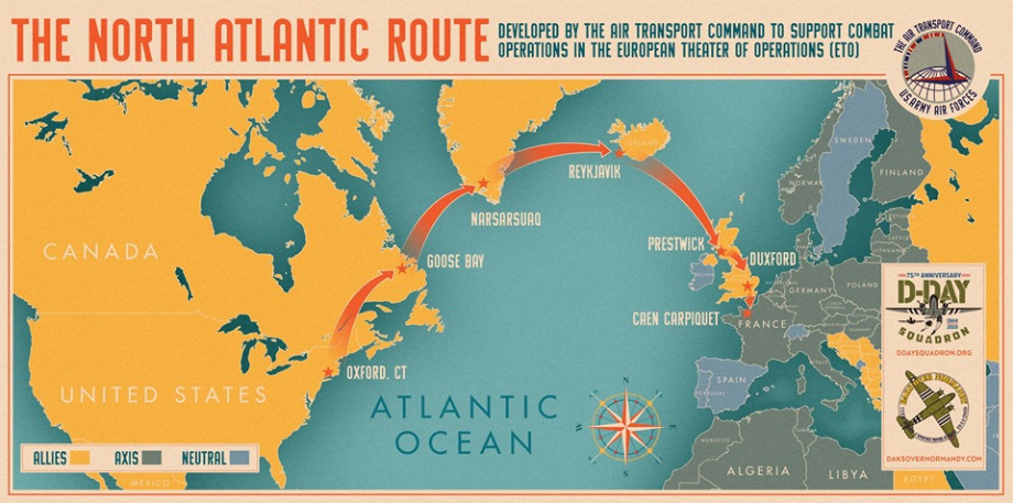 North Atlantic Route